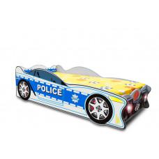 Detská postieľka Speedy Inlea4Fun - veľká modrá Preview