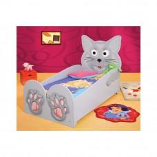 Inlea4Fun detská postieľka Mačiatko - malá Preview