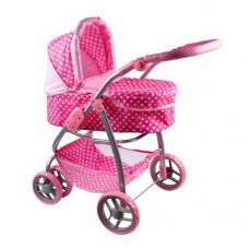 Multifunkčný kočík pre bábiky PlayTo Jasmínka ružový Preview