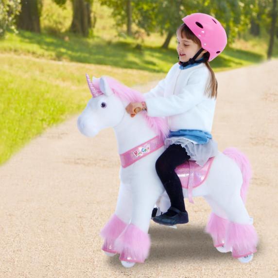 Poník PonyCycle 2020 Pink Unicorn - Malý