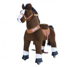 PonyCycle poník tmavohnedý flakatý  - Veľký Preview