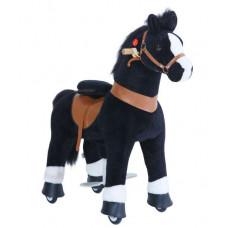 Poník PonyCycle 2021 čierny flakatý - Malý Preview