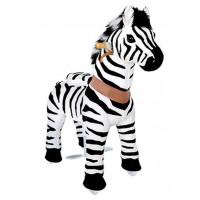 Poník PonyCycle 2021 Zebra - Veľký