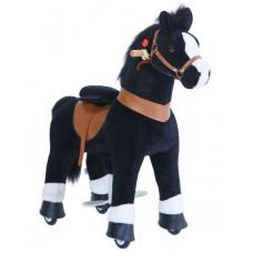 Poník PonyCycle 2021 čierny flakatý  - Veľký Preview