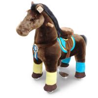 PonyCycle poník Chocolate Brown - Velký