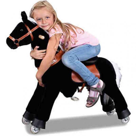PonyCycle poník čierny - Malý