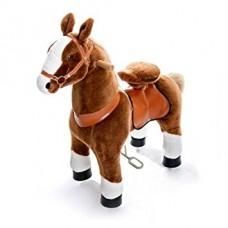 PonyCycle poník hnedý flakatý - Velký Preview