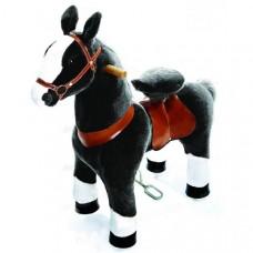PonyCycle poník čierny flakatý - Velký Preview