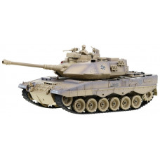 RC Tank Leopard II pieskový 1:18 Preview