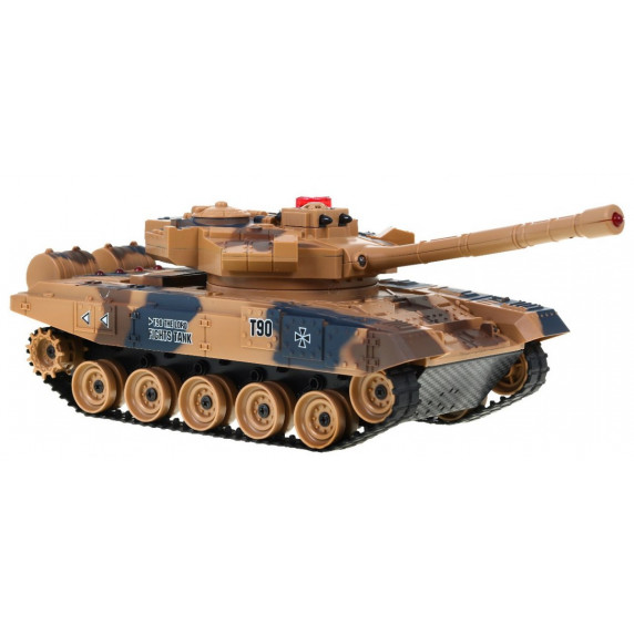 RC Tank Leopard Yellow