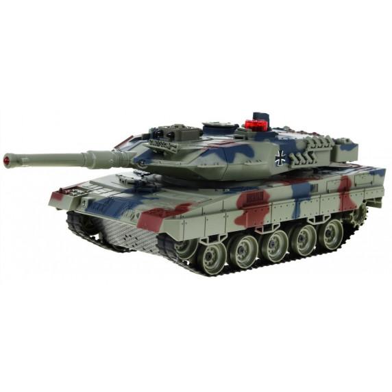 RC Tank Leopard Green