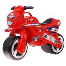 Odrážadlo Inlea4Fun FUNNY MOTO Detské odrážadlo - červené Preview