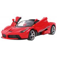 RC športové auto Ferrari LaFerrari Aperta 1:14 RASTAR - červené