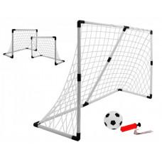 Inlea4Fun Football Sport futbalová bránka 2v1 Preview