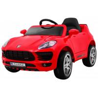 Elektriké autíčko Coronet Turbo S - červené