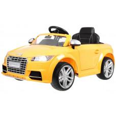 AUDI TTS Roadster elektrické autíčko lakované prevedenie 2019 - Žlté Preview