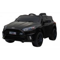 FORD Focus RS - elektrické autíčko - Čierne