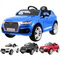 AUDI Q7 elektrické autíčko Preview