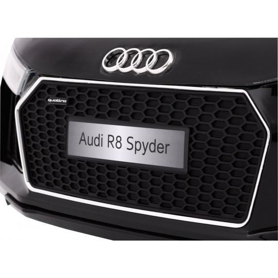AUDI R8 Spyder 2.4G elektrické autíčko - lakované prevedenie