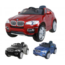 BMW X6 elektrické autíčko - lakované prevedenie Preview