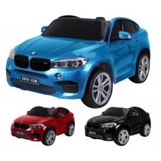 BMW X6M elektrické autíčko NEW DESIGN - lakované prevedenie Preview