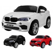 BMW X6M NEW DESIGN elektrické autíčko Preview