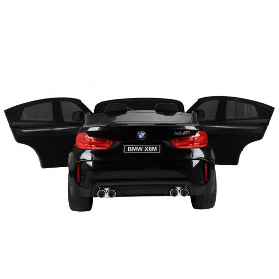 BMW X6M elektrické autíčko NEW DESIGN - lakované prevedenie