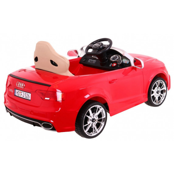 AUDI RS5 elektrické autíčko