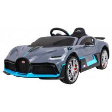 Elektrické autíčko BUGATTI Divo - sivé Preview