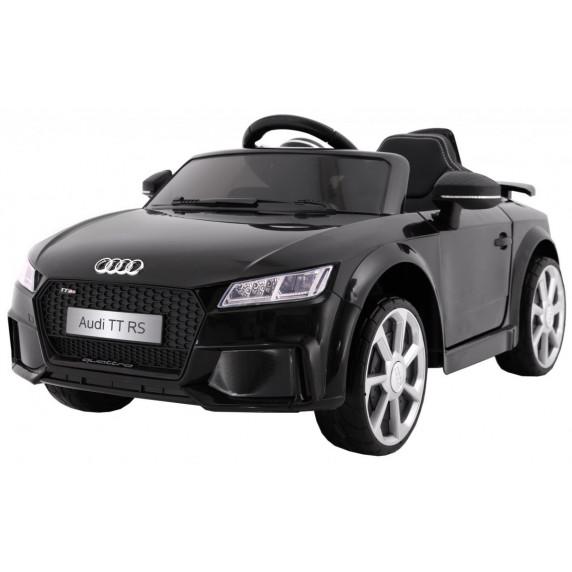 AUDI Quatro TT RS EVA 2.4G elektrické autíčko čierne