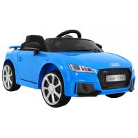 AUDI Quatro TT RS EVA 2.4G elektrické autíčko modré