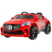 Inlea4Fun DK-F007 elektrické autíčko - Červené