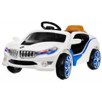 Inlea4Fun RAPID SPORT elektrické autíčko - Biele