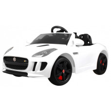 JAGUAR F-type R elektrické autíčko - Biele Preview