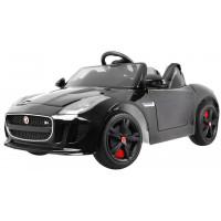 JAGUAR F-type R elektrické autíčko lakované prevedenie - čierne