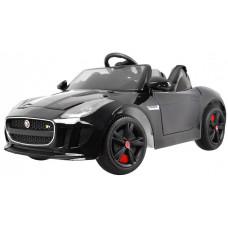 JAGUAR F-type R elektrické autíčko lakované prevedenie - čierne Preview