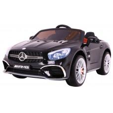 MERCEDES AMG SL65 elektrické autíčko - čierne Preview