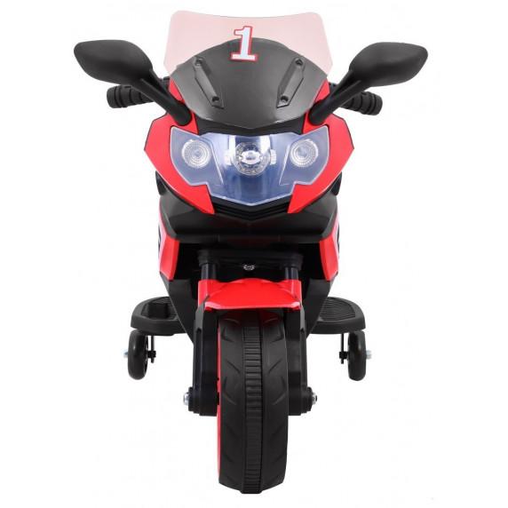 Elektrická motorka Superbike
