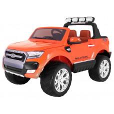 Elektrické autíčko lakované FORD Ranger 4x4 FaceLifting - oranžové Preview
