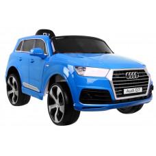 AUDI Q7 2.4G LIFT elektrické autíčko lakované prevedenie 2019 - modré Preview