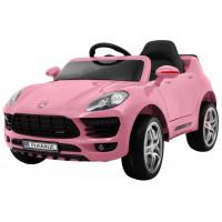 Elektriké autíčko Coronet Turbo S - ružové