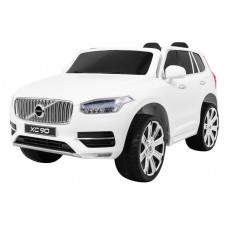 VOLVO XC90 elektrické autíčko - biele Preview