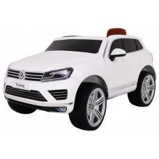 Volkswagen Touareg elektrické autíčko lakované prevedenie - Biele Preview