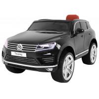 Volkswagen Touareg elektrické autíčko lakované prevedenie - Čierne