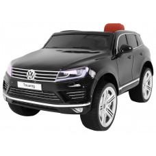 Volkswagen Touareg elektrické autíčko lakované prevedenie - Čierne Preview