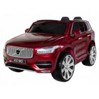 VOLVO XC90 elektrické autíčko lakované prevedenie - červené