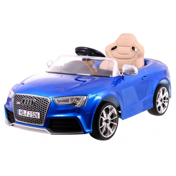 AUDI RS5 elektrické autíčko - lakované