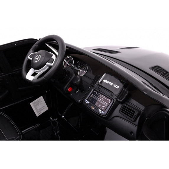 Elektrické autíčko Mercedes Benz GLS 63 AMG