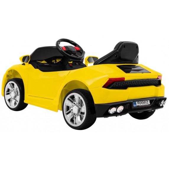 Elektrické autíčko Super Speed