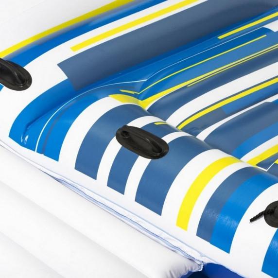 BESTWAY nafukovací vodný matrac Tropical Breeze X6 389/274 cm 43105
